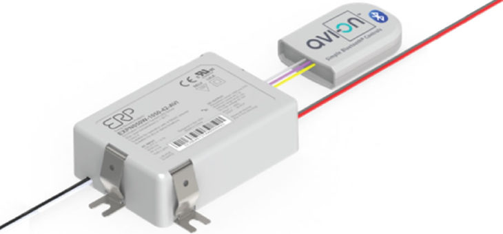 ERP™ AND AVI-ON™ DELIVER PLUG-AND-PLAY INTELLIGENT LED LIGHTING CONTROL