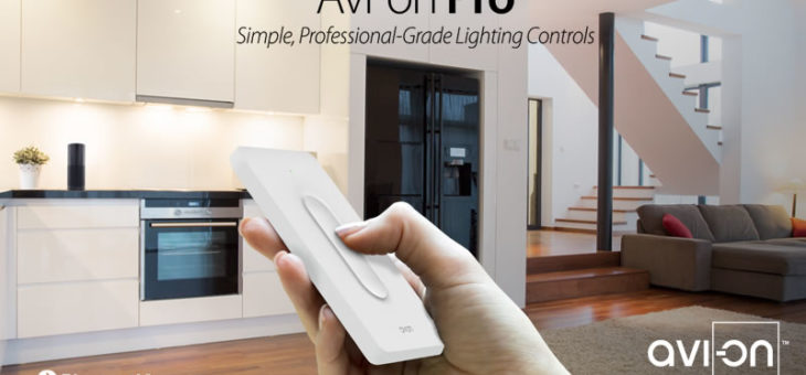 FREE Amazon Voice Control Upgrade with Avi-on Pro Orders*