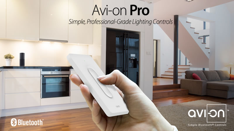 Avi-on Pro Light Controls